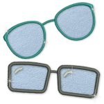 Applique Glasses