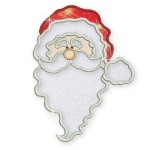 Applique Santas 2
