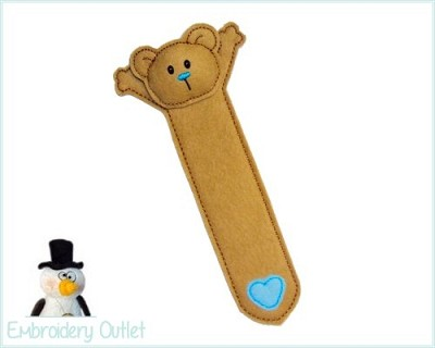 ITH Bookmark 3 Teddy