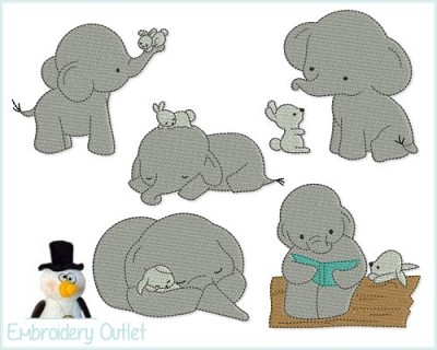Bunny And Elephant 5