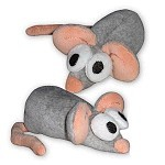 ITH Cuddly Mouse