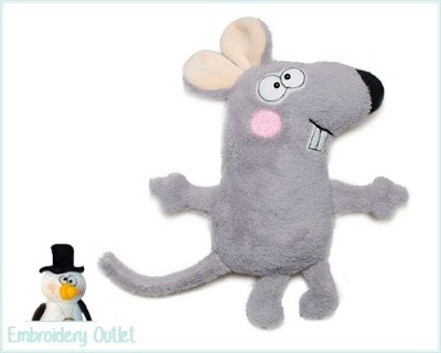 ITH Stuffie Sweet Mouse
