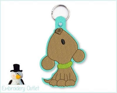 ITH Key Fob 31 Dog