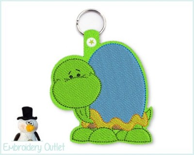 ITH Key Fob 36 Turtle