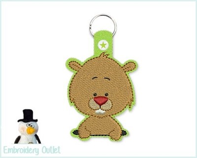 ITH Key Fob 83 Gopher