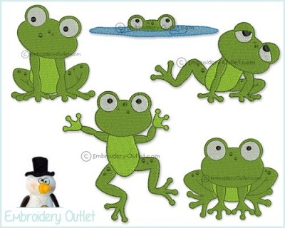 Lovely Frogs 1