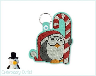 ITH Key Fob 64 Penguin