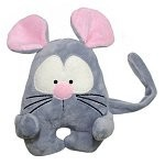 ITH Stuffie Mouse