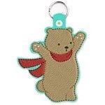 ITH Key Fob 47 Bear