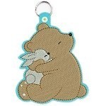 ITH Key Fob 48 Bear