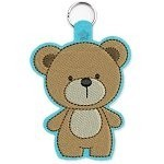 ITH Key Fob 50 Teddy