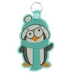 ITH Key Fob 65 Penguin