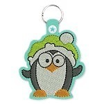 ITH Key Fob 66 Penguin
