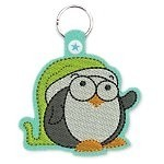 ITH Key Fob 67 Penguin