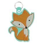 ITH Key Fob 69 Fox