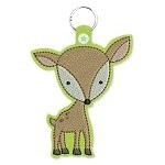 ITH Key Fob 70 Deer